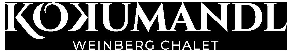 Kokumandl Weinberg Chalet